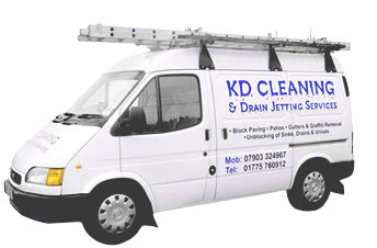 KD Cleaning Van
